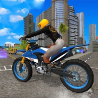 City Bike Stunt Racing Online