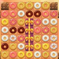 Donuts Crush Saga