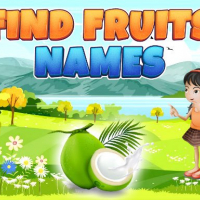 Find Fruits Names Online