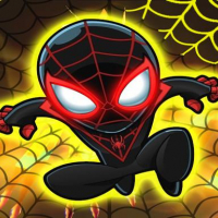 Flip Spider-Man Hero - Spderman Hook Online Games