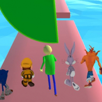 Fun Race 3D - baldi