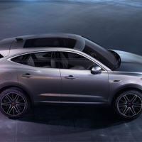 Jaguar E-Pace 2021 Slide