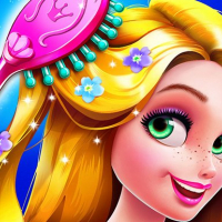 Long Hair Princess Hair Salon Online