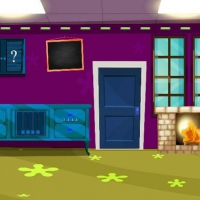 Purple House Escape Online