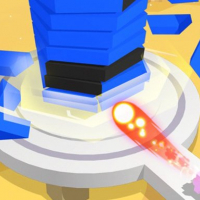 Stacky Tower Break 3D Online