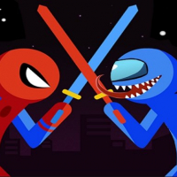 Stickman Heroes Fight - Super Stick Warriors Online