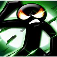 stickman vs zombies Online