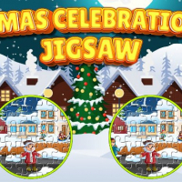 Xmas Celebration Jigsaw