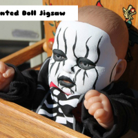 Haunted Doll Jigsaw