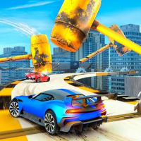 Stunt Car Driving Challenge - Impossible Stunts Online